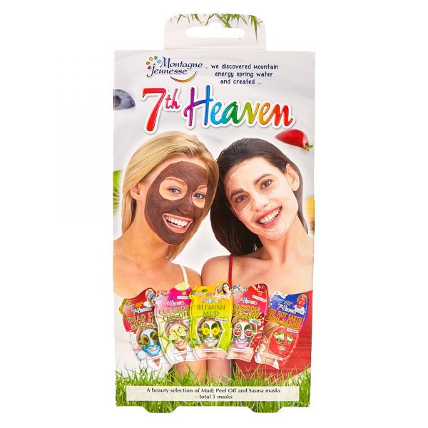 Peel off sauna masks
